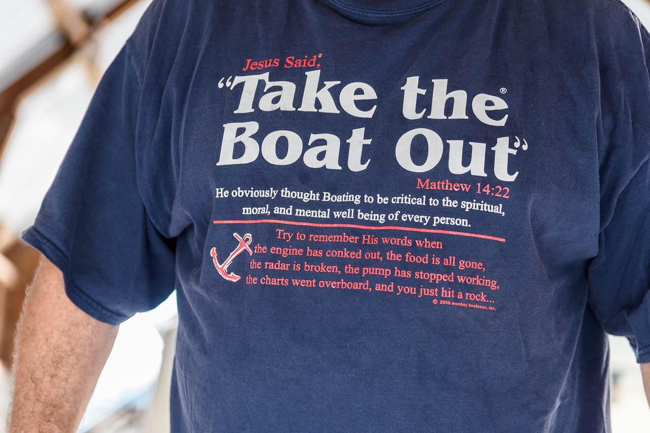"""Take the Boat Out"""