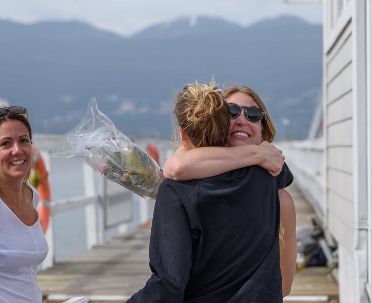 Welcome Hugs