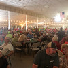 Dinner at the FROG Rally