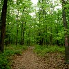 Hiking  Shenandoah Valley KOA, VA Rving