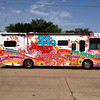 "Bus Wrap for the 22q Mystery Tour in Dallas, TX  <a href=""http://www.skinzwraps.com"">http://www.skinzwraps.com</a>"