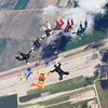 """Skydivers train with Arizona Airspeed at Chicagoland Skydiving Center in Rochelle, IL. <a href=""""http://skydivecsc.com"""">http://skydivecsc.com</a> Photography by Chris Wilkins of Island Sky Productions"""