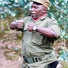 Francois Bigirimana, renowned gorilla tracker, began his career with Dian Fossey.