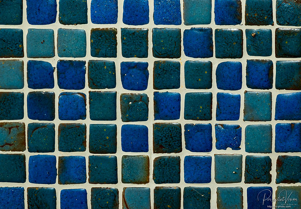 Tile on Alcove Wall