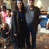 Jennifers graduation master degree may 2016