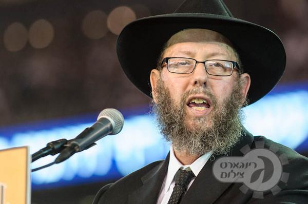 Rabbi Yissocher Frand
