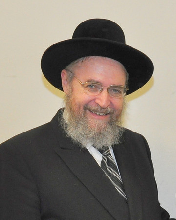 Harav Sheftel Neuberger