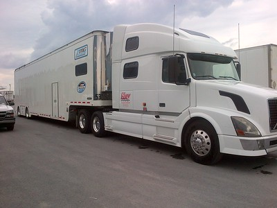 Race Car Haulers I have Driven