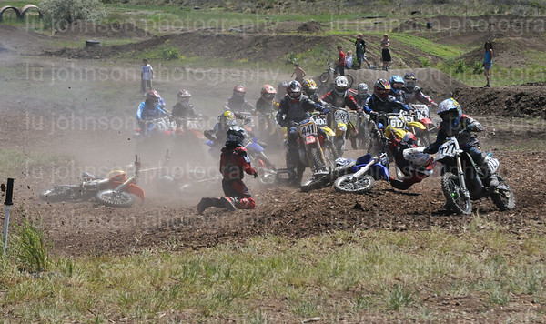 Wadsworth Memorial Motocross Race