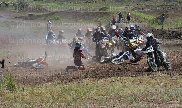 Wadsworth Memorial Motocross Race