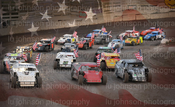 2011 Wissota Modifieds
