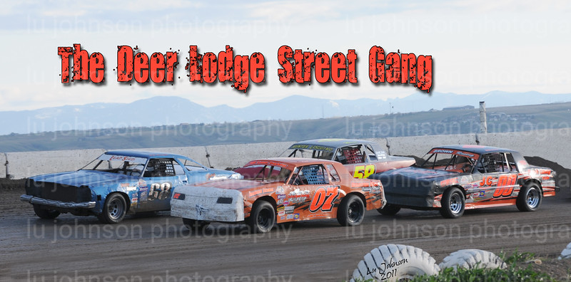 Pictures in 8.5x11 for 10.00  or POSTERS (multiple sizes)  AVAILABLE                                      2 Deer Lodge Street Gang