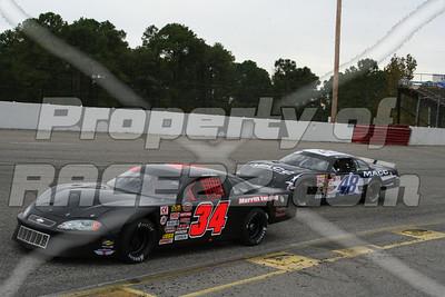 November 22, 2009 Myrtle Beach LMSC Rain Out & Limited Race Pics