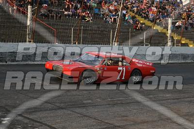 9-1-18 Hickory Motor Speedway Bobby Isaac Memorial (Corey)