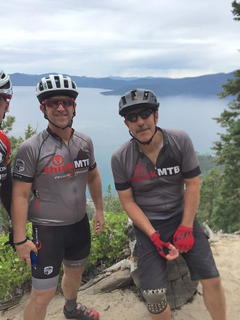 2018 07-15 Tahoe trail 50/100km