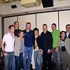 Robbie Wade, Matt Thuesen, Kristen Henehan, Coach George Buckheit, Lisa Thomas, Derik Thomas, Steven Crane Patti Stewart-Garbrecht & Andrew Murray