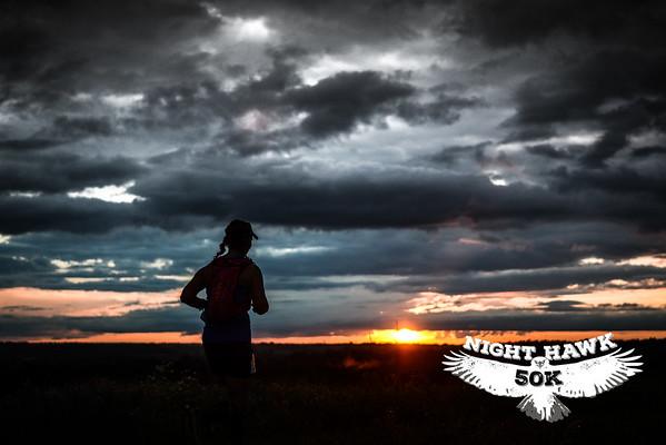 The Night Hawk 50k - 2015