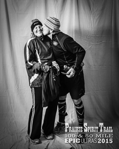 Prairie Spirit Trail 100 & 50 Mile Ultra Races - 2015