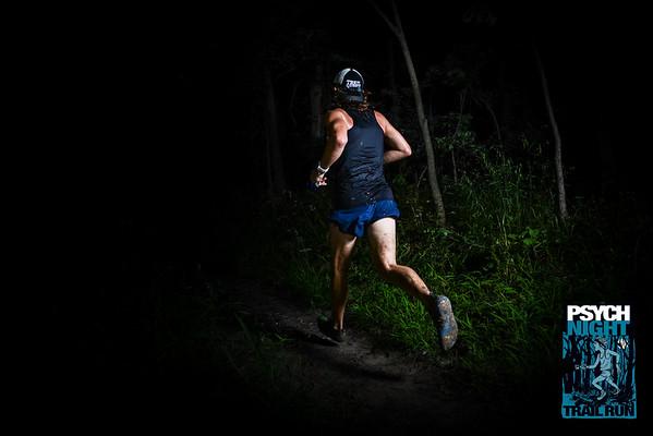 Psych Night Trail Run - 2015