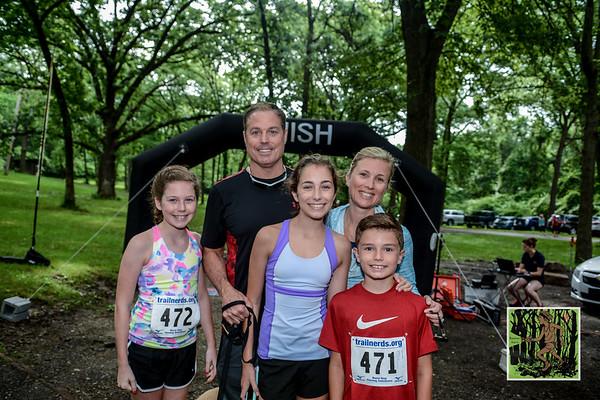 Summer Intro 2.8-Mile Trail Run - 2015
