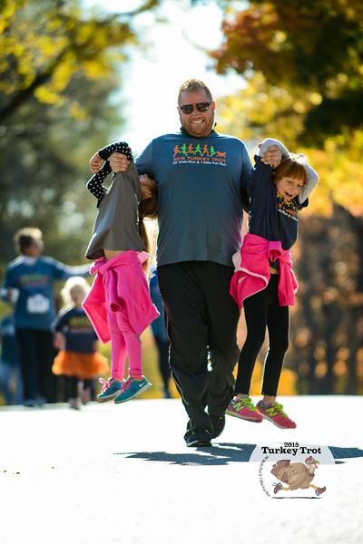 Turkey Trot 5k Run/Walk - 2015