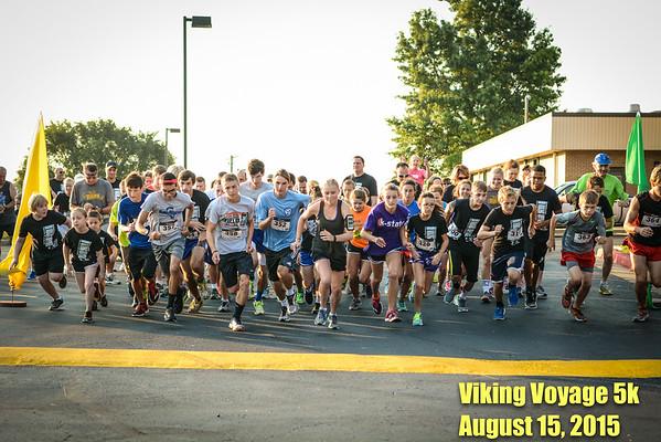 Viking Voyage 5K - 2015