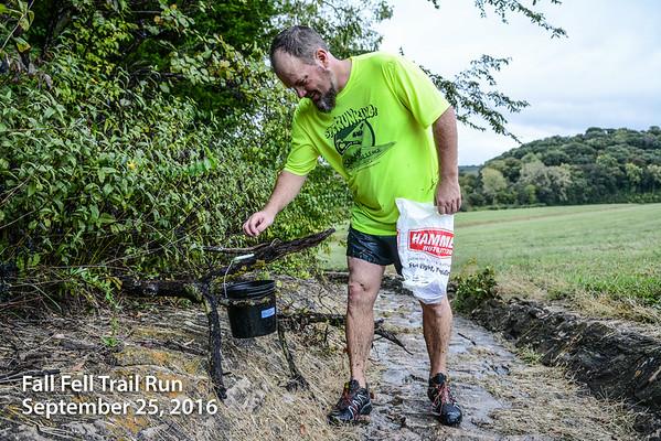 Fall Fell Trail Run - 2016