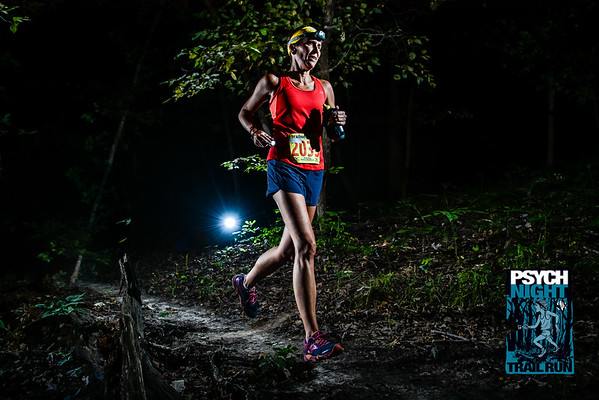 Psych Night Trail Run - 2016
