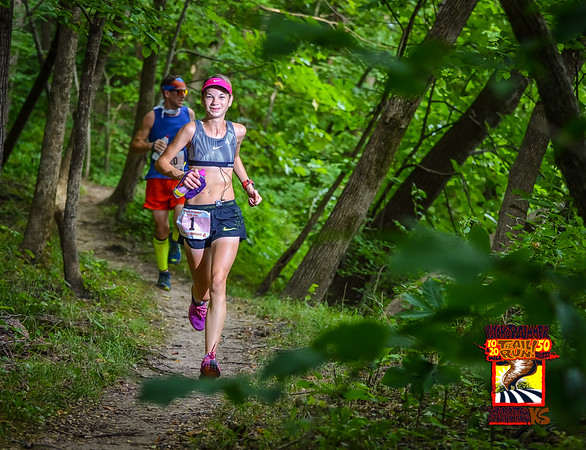 Psycho Psummer Trail Run - 2016