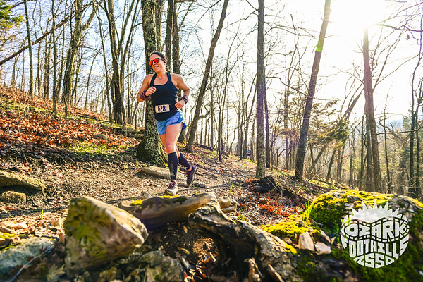 Ozark Foothills Trail Races - 2019