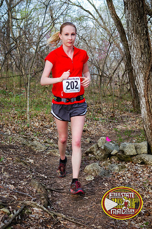 Full Marathon - Early Miles
