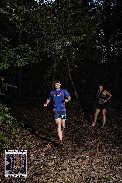 Psych Night Night Trail Run - 2013
