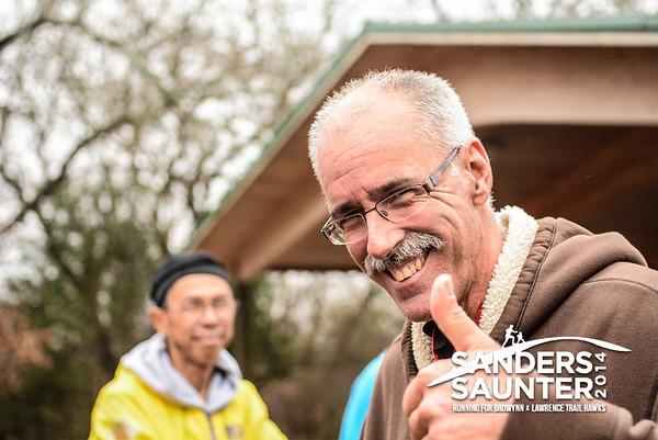 Sander's Saunter - 2014