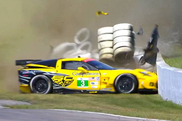 # 3 - 2013, ALMS GT2, Jan Magnussen at Road America