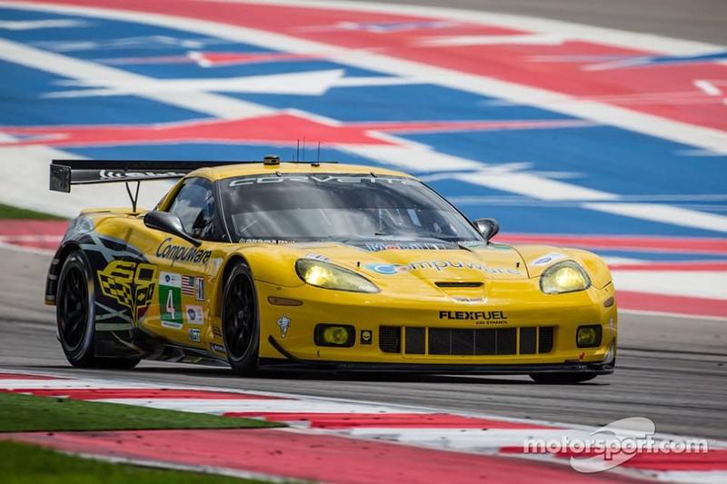# 4 - 2013, ALMS GT2, Milner at CoTA