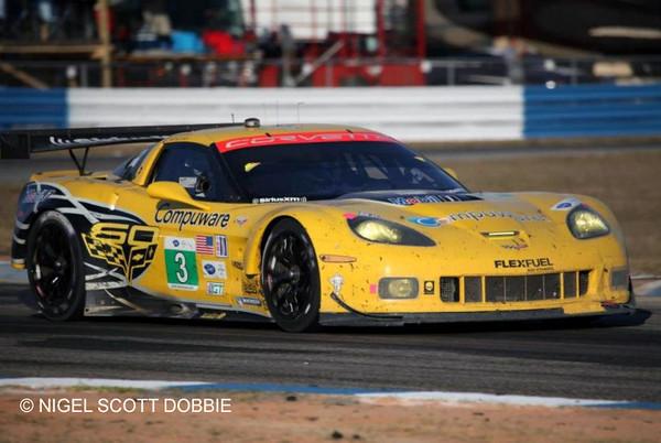 # 3 - 2013 ALMS GT2 - C6 R-007 at Sebring - 15