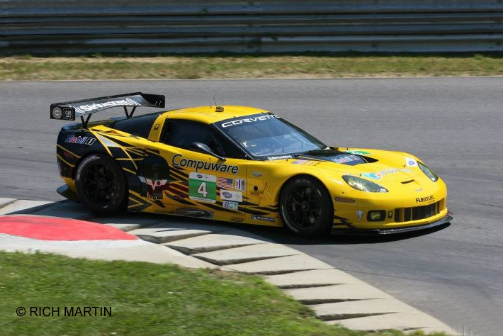 # 4 - 2012 ALMS GT2 - Corv Racing C6 R-006 at LRP - 03