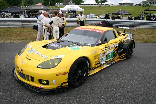 # 3 - 2012 - ALMS GT2 at LRP