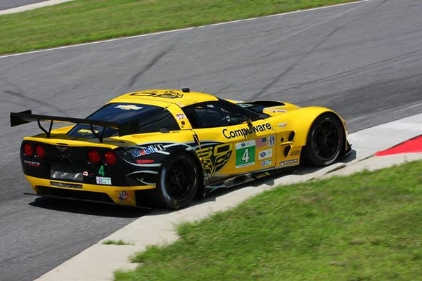 # 4 - 2013, ALMS GT2, LRP 02