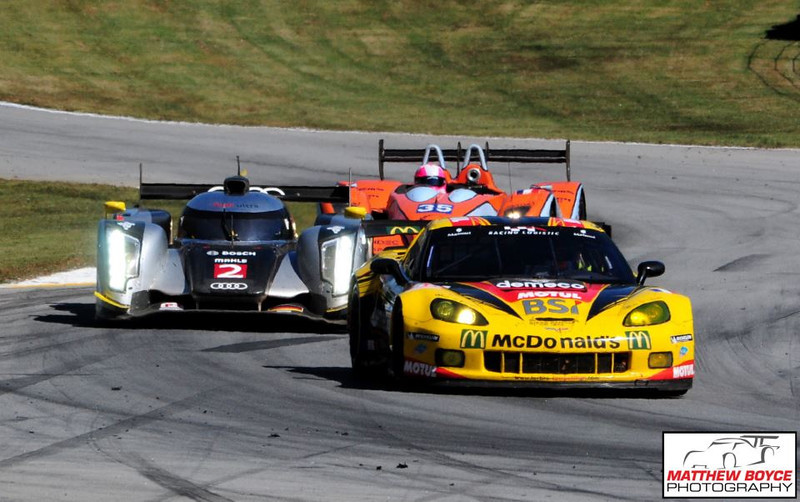 # 50 - 2011 - ALMS GT2 - Larbare at Road Atlanta