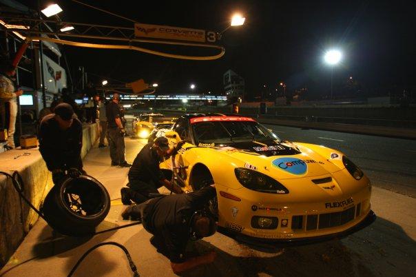# 3 - 2012, ALMS GT2, Night Practice at Sebring