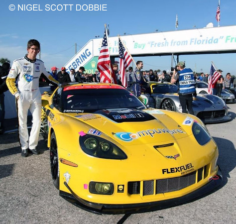 # 3 - 2013 ALMS GT2 - C6 R-007 with J Taylor - 13