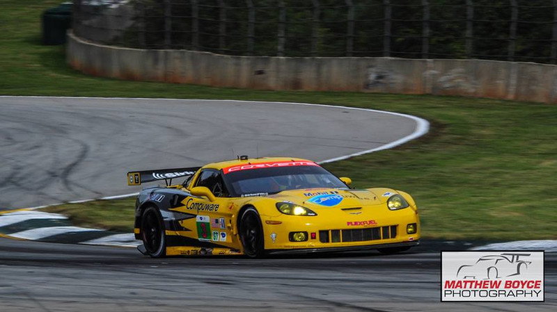 # 3 - 2011, ALMS GT2 at Petite Le Mans