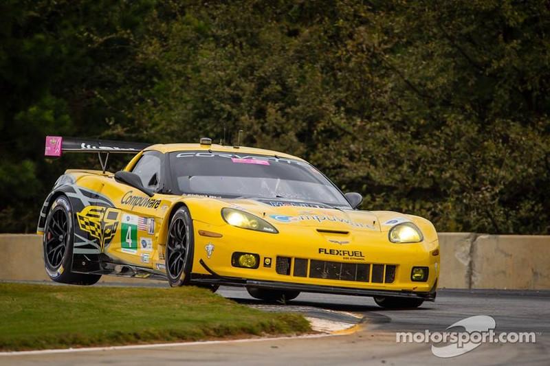 # 4 - 2013, ALMS GT2, Milner at Road America