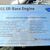 # 3 and # 4 - LS 5 5 Race Engine Specs