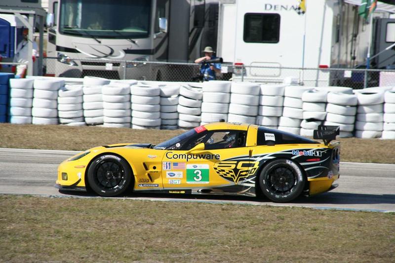 # 3 - 2013 ALMS GT2 - C6 R-007 at Sebring 12 hr - 07