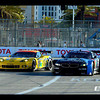 # 3 - 2013 ALMS GT2 - C6 R-007 at Long Beach with winner BMW Z4 Bill Auberlin-20