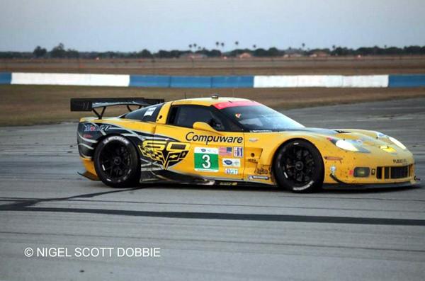 # 3 - 2013 ALMS GT2 - C6 R-007 at Sebring - 12