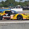 # 50 - ALMS GT2 - 2011 - Sebring - Patrick Bornhauser, Julien Canal, Gabriele Gardel - Larbre Comp