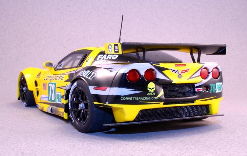 # 73 - 2011 - ALMS, GT2 model by Jay Savarese 03